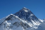 View of Mt. Everest from Kala Patthar in Nepal. Photo license: Creative Commons Attribution ShareAlike 2.5.